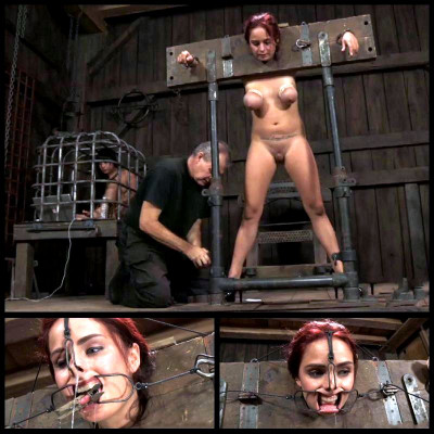 The Angst Of Ashly Part 1 (A.Graham & N.Nevers) RealTimeBondage