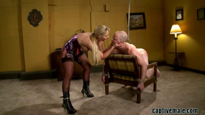 Captive Male - The Delivery Boy