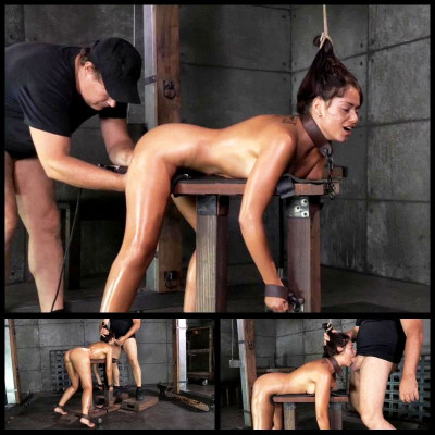 Shackled In Strict Bondage (17 Sep 2014) Sexually Broken