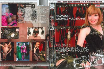 The Domina Files 03 Peculiar Desire Home
