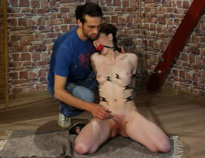 Training of slave Sh - Slaves in Love