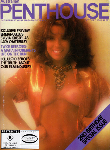 Penthouse Australia 1981