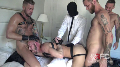 Description Raw Fuck Club - Leave That Ass Leaking