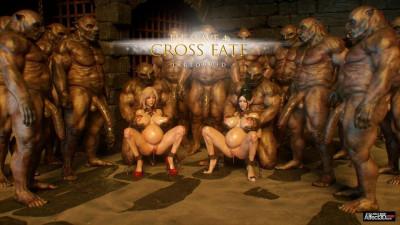 Elf Slave 4 - Cross Fate