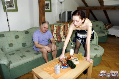 Veronika - After party sex