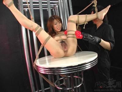 Japanese bdsm porn Honami vol.077
