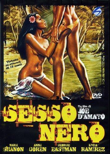 Description Sesso nero(1980)