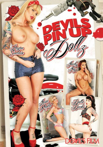 Devil's Pin Up Dolls (2014)