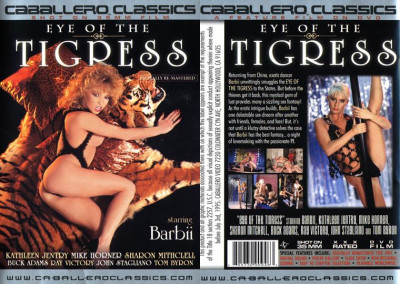 Description Eye Of The Tigress (1989) - Barbii, Kathleen Gentry, Sharon Mitchell