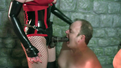 Mistress Rebekka's Butt Slut Brigade – Oral Training Pt 2
