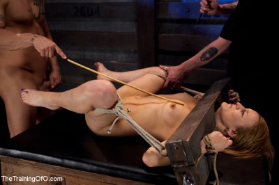 Slave Training Jessie Cox - Full Anal Annihilation for the First Time