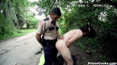 Trash Pick-Up Ass Fuck Field Trip