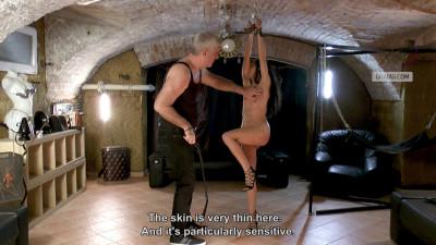 Return Punishment For Skinny Slave