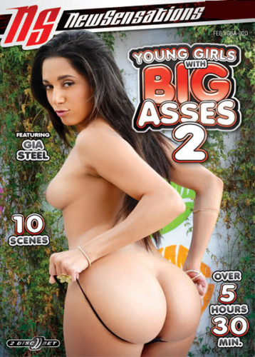 Young Girls With Big Asses vol 2 (2017)