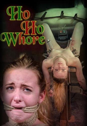 Ho, Ho, Whore Part 3 – Slave  Jessica