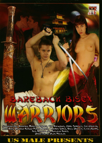 Bareback Bisex Warriors - male, large, online, one