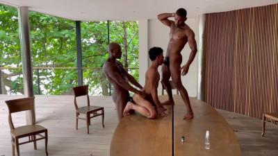 Hot trio – Rhyheim, Farley and Joaquin