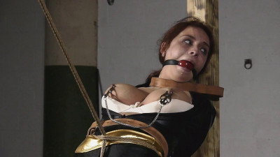 Superheroines Revenge Gone Awry - BDSM,Humiliation,Torture HD 720p