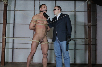 RusCapturedB - The Training of Slave Petr. Part 1