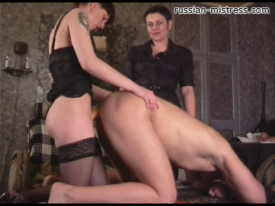 Russian Mistress — Housecleaning Teodora — Domination HD