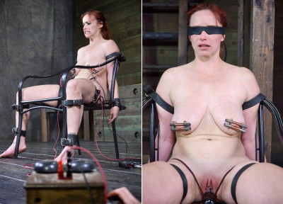 Electric punishment for nipples
