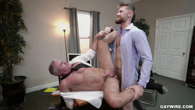 Jacob Peterson, Dale Savage – Office Hot Sex Affairs (2019)