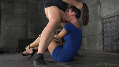 SexuallyBroken India Summer bound, brutal deepthroat and multiple orgasms! - online, domination, perfect, mom, hardcore
