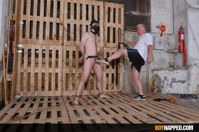 Sebastian Kane & Pursue Parker - Whole Kinky Cock Sport - Piece 1