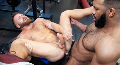 Raging Stallion - Jay Landford and Riley Mitchel