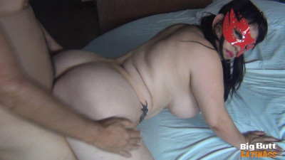 big tit monster ass tattoed latina fucked hard