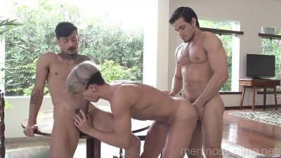 Meninos Online – Richard, Dito and Nando Chaves