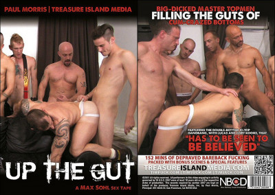 Treasure Island Media — Up the Gut (2011)