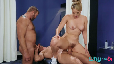 The Deluxe Package — Lance Hart, Colby Jansen, Lisey Sweet