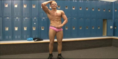 PumpingMuscle - Gavyn S Photo Shoot Scene 1