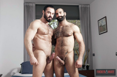Description Jessy Ares and Paco - Hairs and Beards