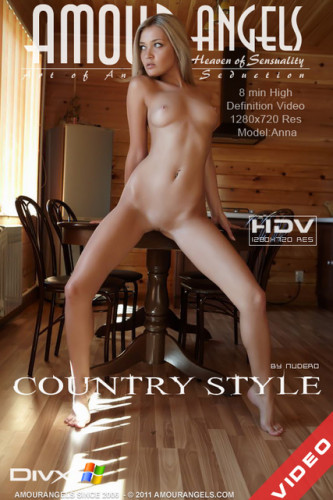 AmourAngels - Country style - Anna (by nudero)