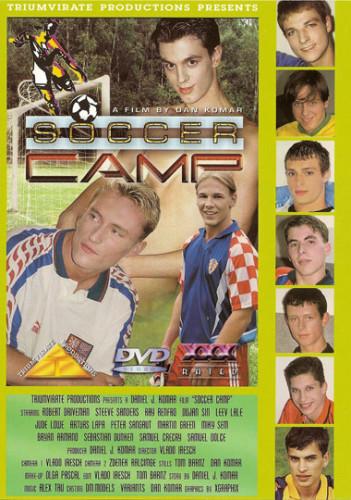 Soccer Camp - Robert Driveman, Steeve Sanders, Ray Renfro