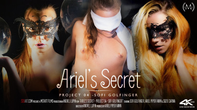 Ariel, Sofi, Suzie Ariel's Secret: Project 4 Sofi Golfinger