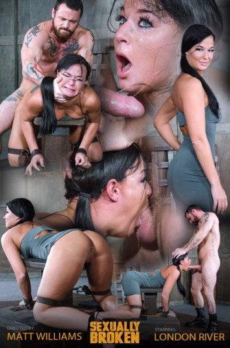 London River Is Fucked Hard, Cums So Brutally She Starts Breaking Shit Again (2017)