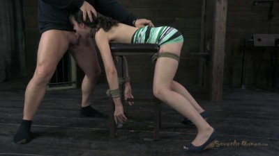 SB – Apr 29, 2013 – Cute 20yr Old Girl Next Door Gets Completely Sex Destroyed – HD