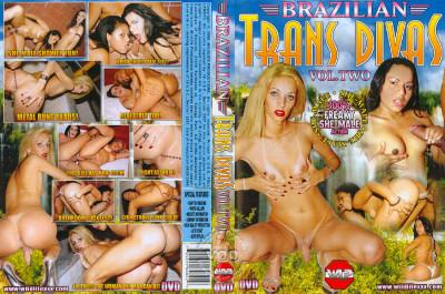 Brazilian Trans Divas Vol. Two