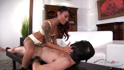 Asia Perez Chastity Bitch Suffering, 1080p.