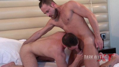 DarkAlleyXT Ares Fly & Logan Moore - Fuck This Hungry Hole
