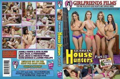 Description Lesbian House Hunters vol 14