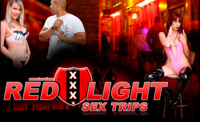 Sex tours in Amsterdam's Red Light District (2008-2009)