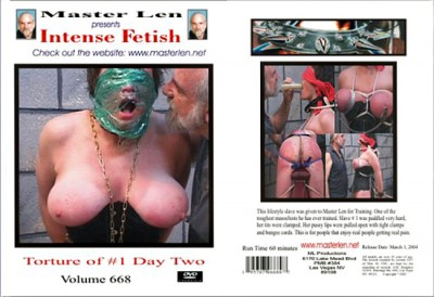 Intense Fetish Vol. 668 – Torture Of 1 Day 2