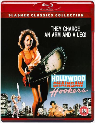 Description Hollywood Chainsaw Hookers(1988)- Gunnar Hansen, Linnea Quigley