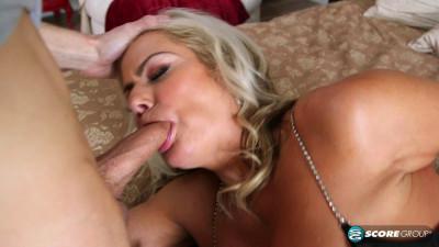 Samantha Jayne - Samantha Jay sucks and fucks young cock