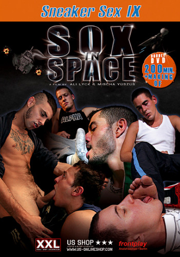 Description Sneaker Sex vol.9 Sox In Space
