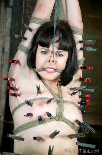 HT - Coral Aorta and Cyd Black - Fun With Rope - May 1, 2013 - HD